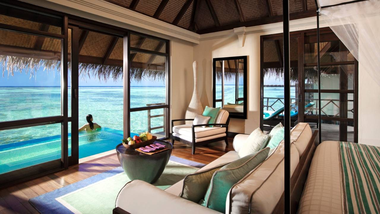 Four Seasons Resort Maldives At Kuda Huraa Island