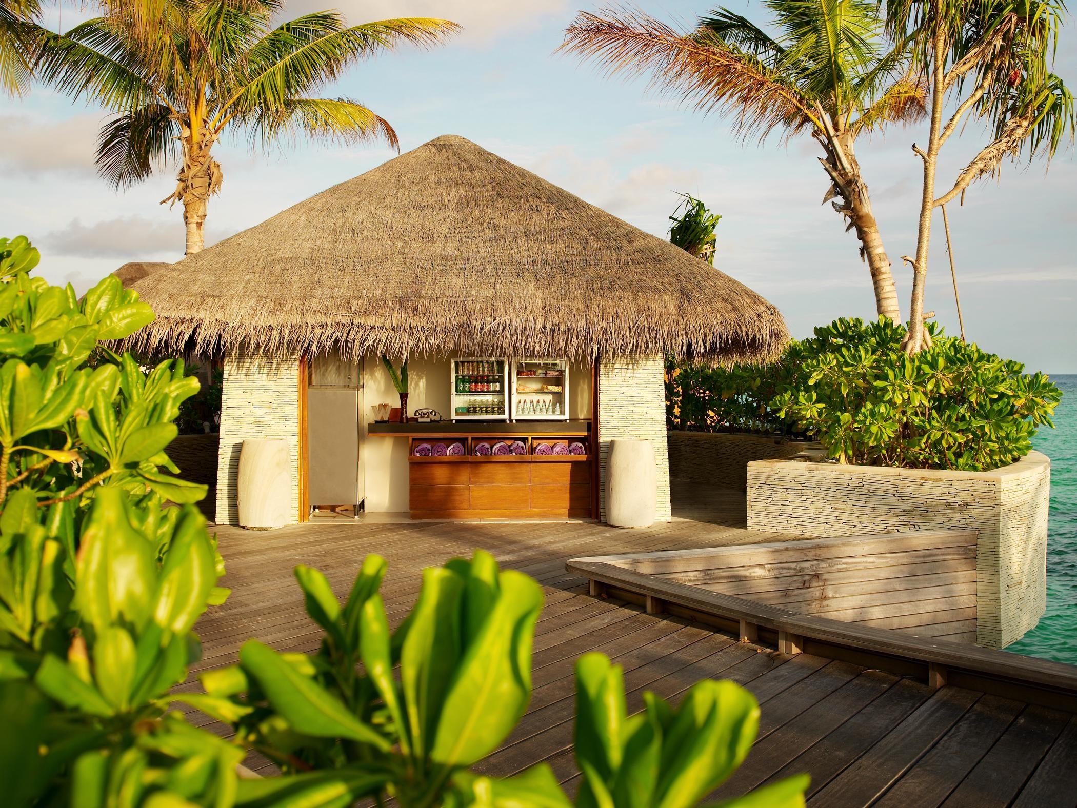 W Retreat Amp Spa Island Holidays Maldives